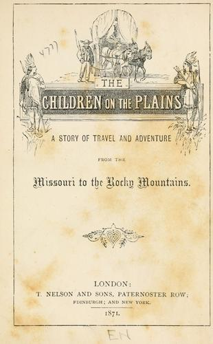 The children on the plains