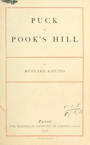 Download Puck of Pook's Hill
