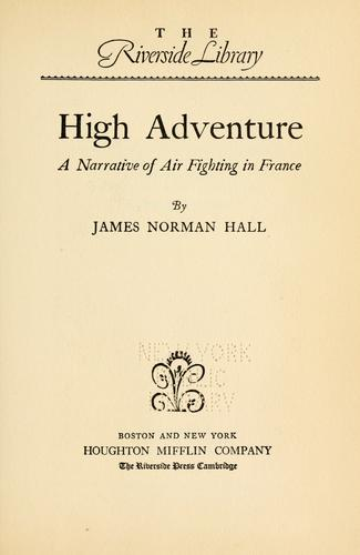 Download High adventure