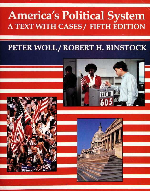 America's political system by Peter Woll