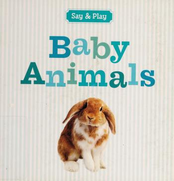 Cover of: Baby animals |