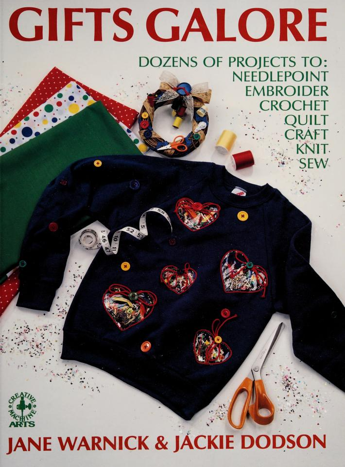 Gifts Galore by Jane Warnick, Jackie Dodson