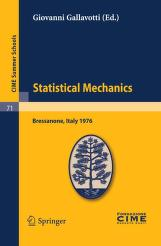 Cover of: Statistical Mechancis