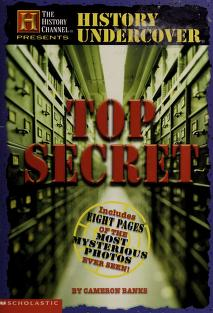 Cover of: Top secret | Cameron Banks